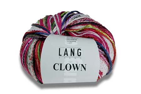 clown lang yarn