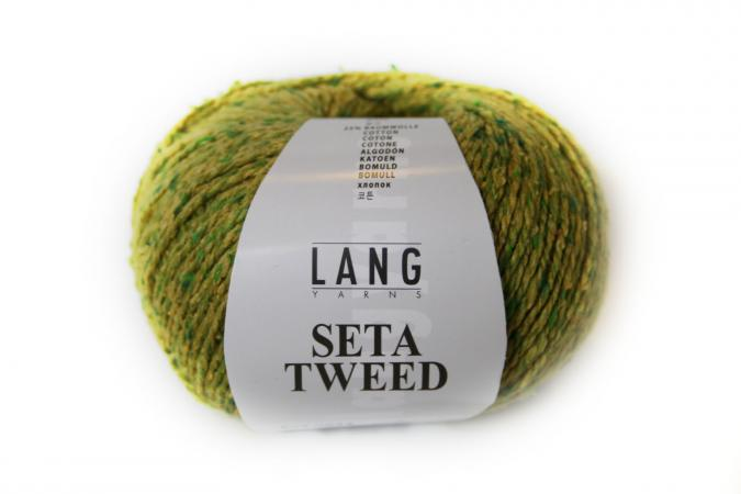 Seta tweed lang yarns